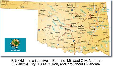 BNI Oklahoma region